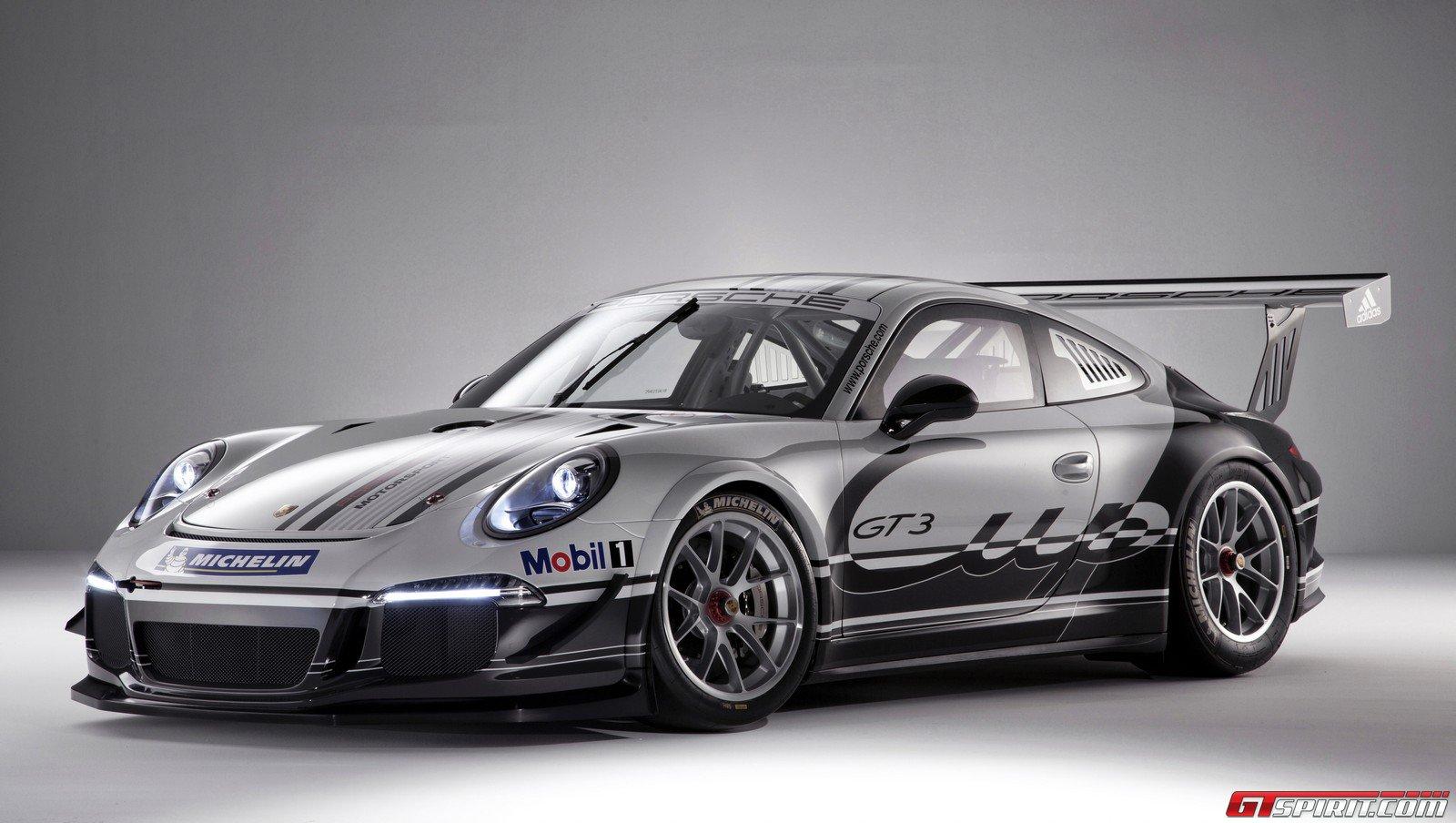 2013 Porsche 911 GT3 Cup Photo 2