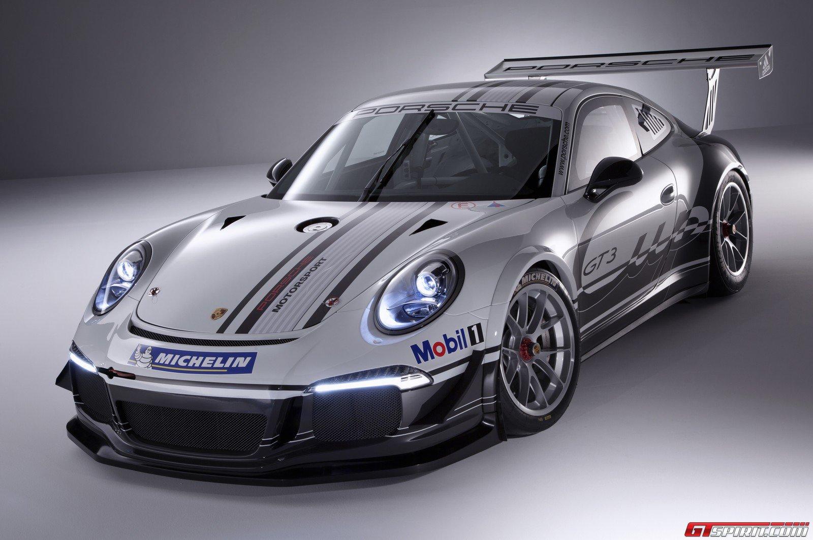 2013 Porsche 911 GT3 Cup Photo 3