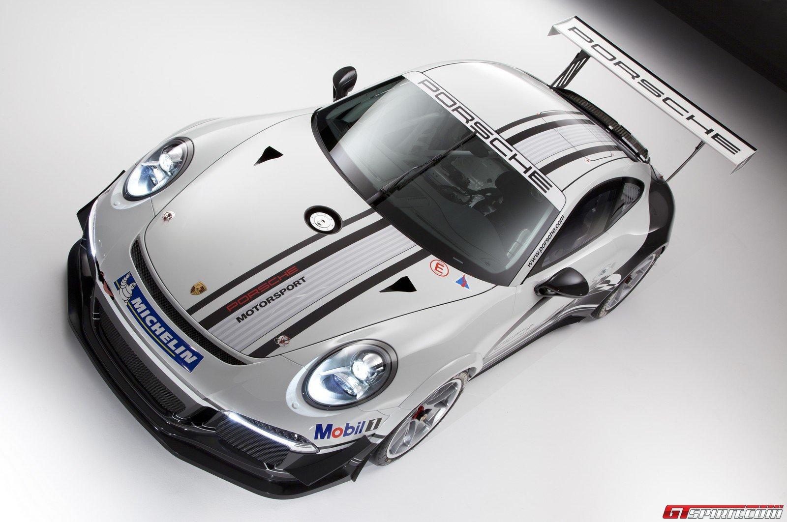 2013 Porsche 911 GT3 Cup Photo 1