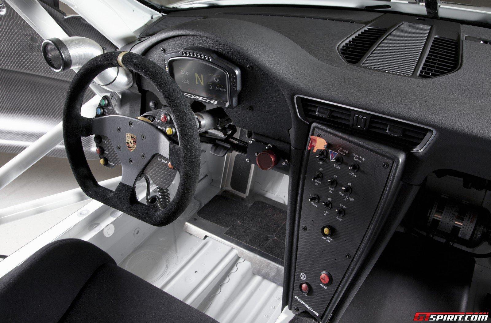 2013 Porsche 911 GT3 Cup Photo 7