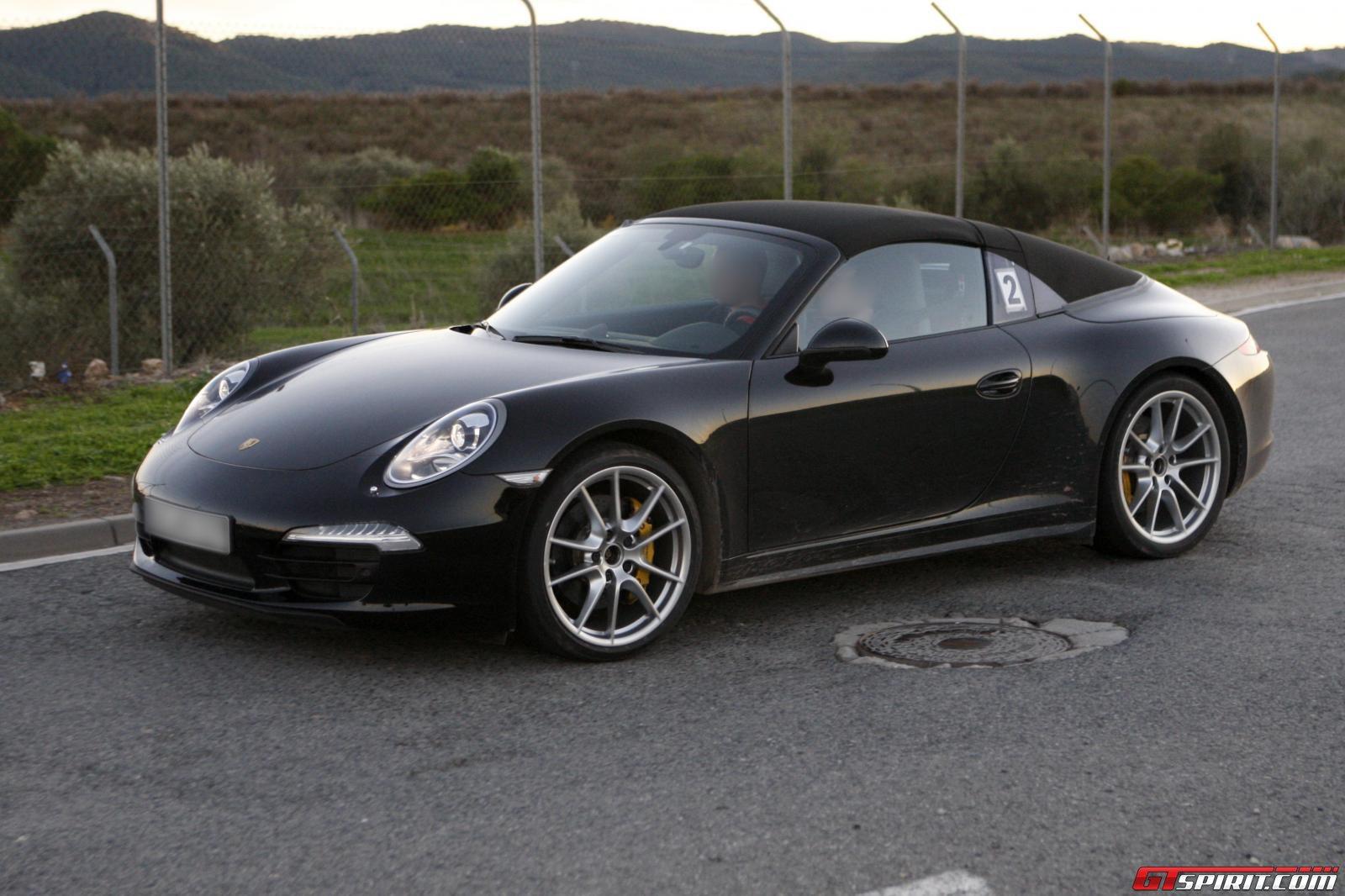 2013 Porsche 911 Targa Photo 1