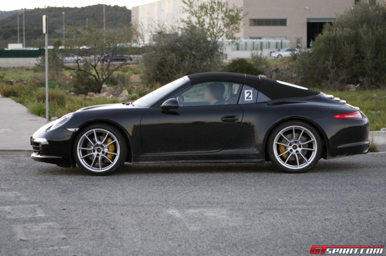 2013 Porsche 911 Targa Photo 2