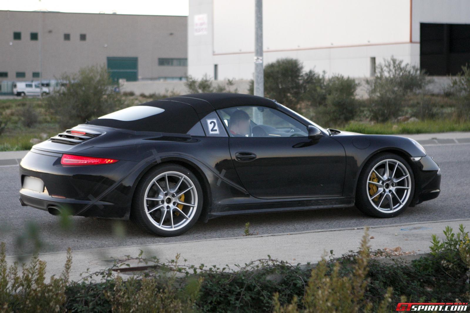2013 Porsche 911 Targa Photo 3