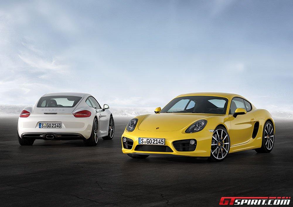 2013 Porsche Cayman S Photo 1