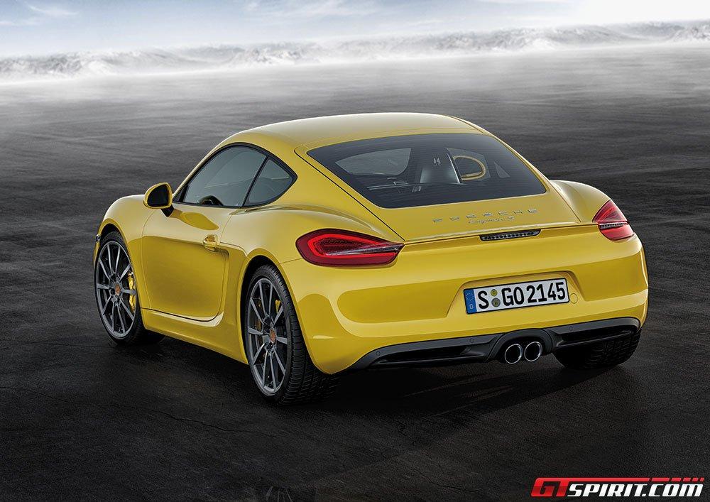 2013 Porsche Cayman S Photo 3
