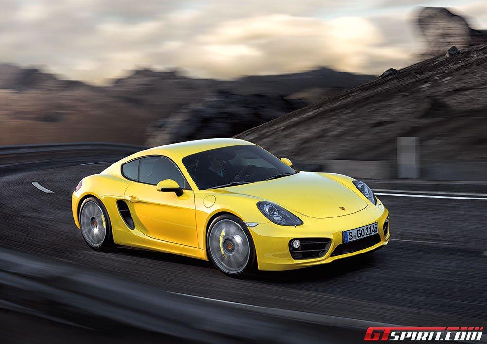 2013 Porsche Cayman S Photo 2
