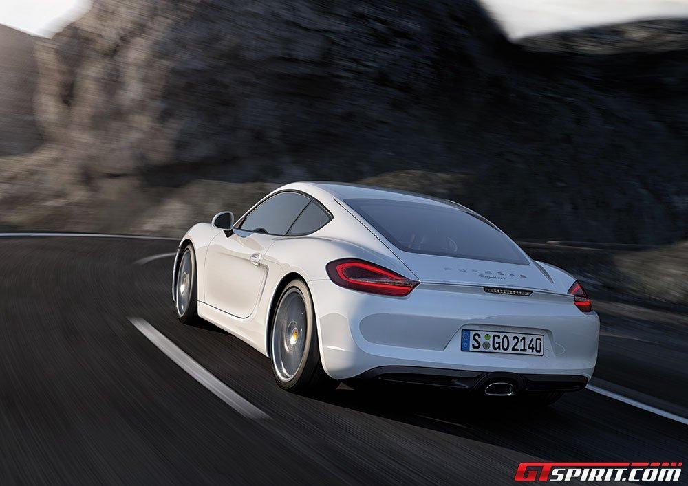 2013 Porsche Cayman S Photo 6