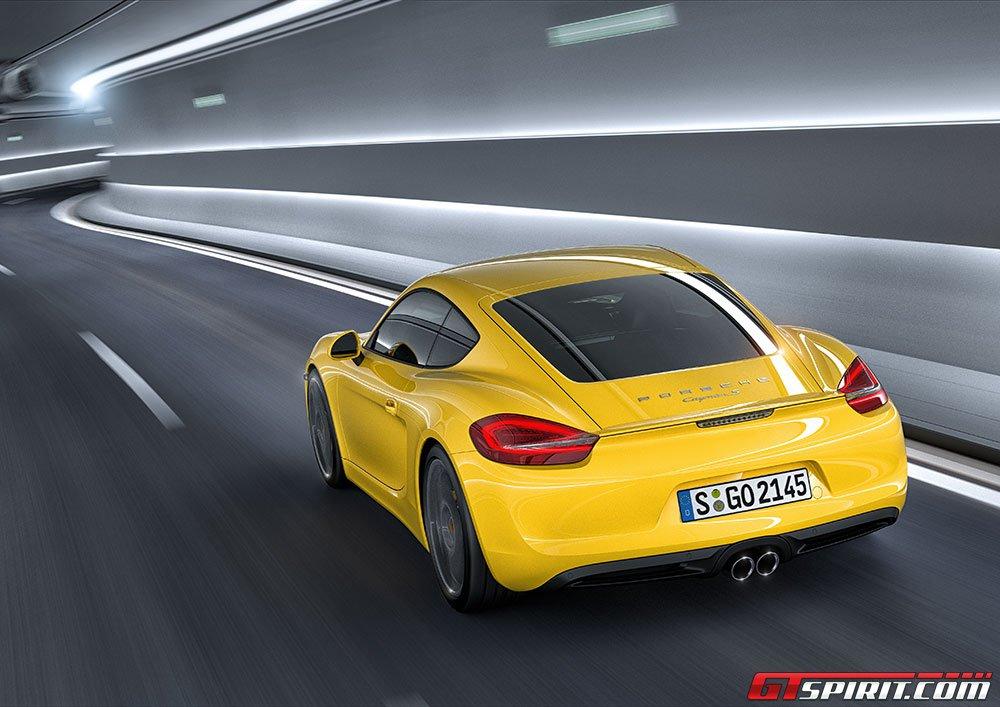 2013 Porsche Cayman S Photo 7