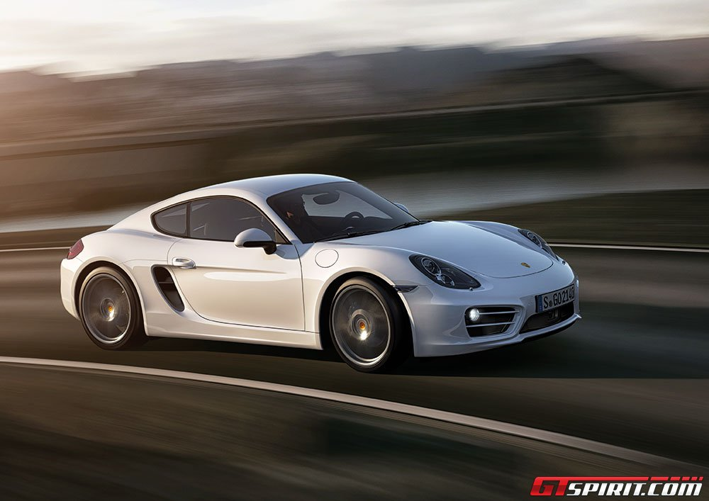 2013 Porsche Cayman S Photo 5