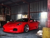 2013 TRAKFunction ADV.1 Wheels on a Ferrari F430