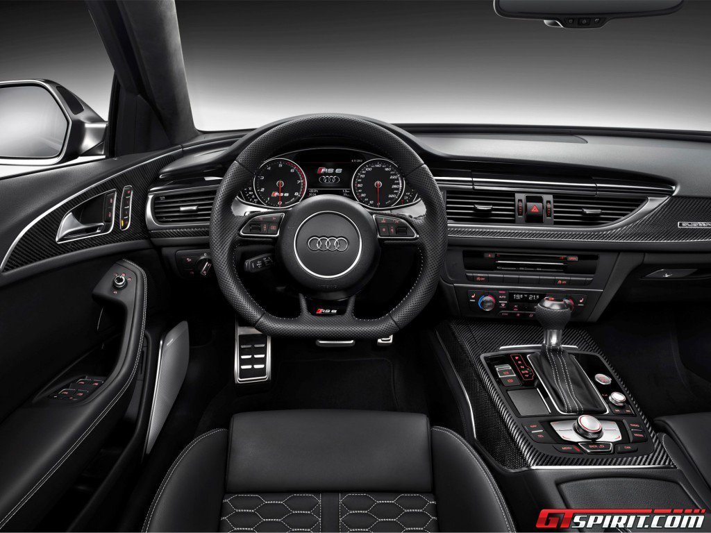 2014 Audi RS6 Avant Leaked Photo 8
