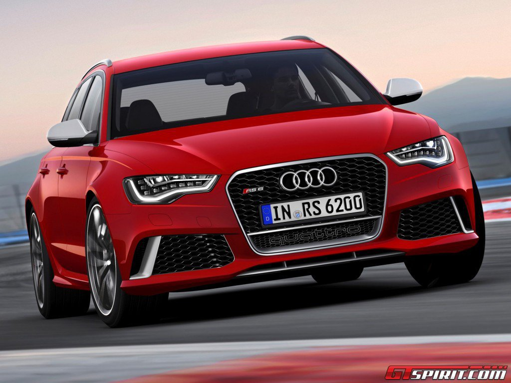 2014 Audi RS6 Avant Leaked Photo 3