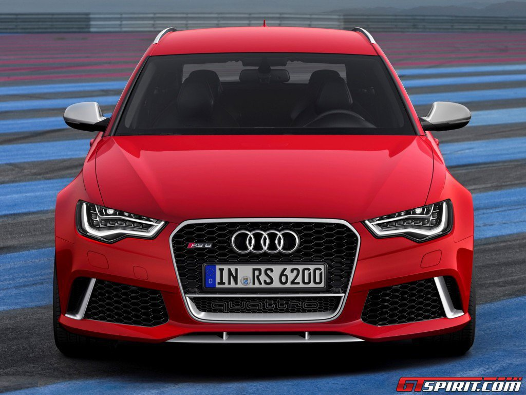 2014 Audi RS6 Avant Leaked Photo 4
