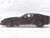 Spyshots 2014 Corvette C7 Caught in the Snow