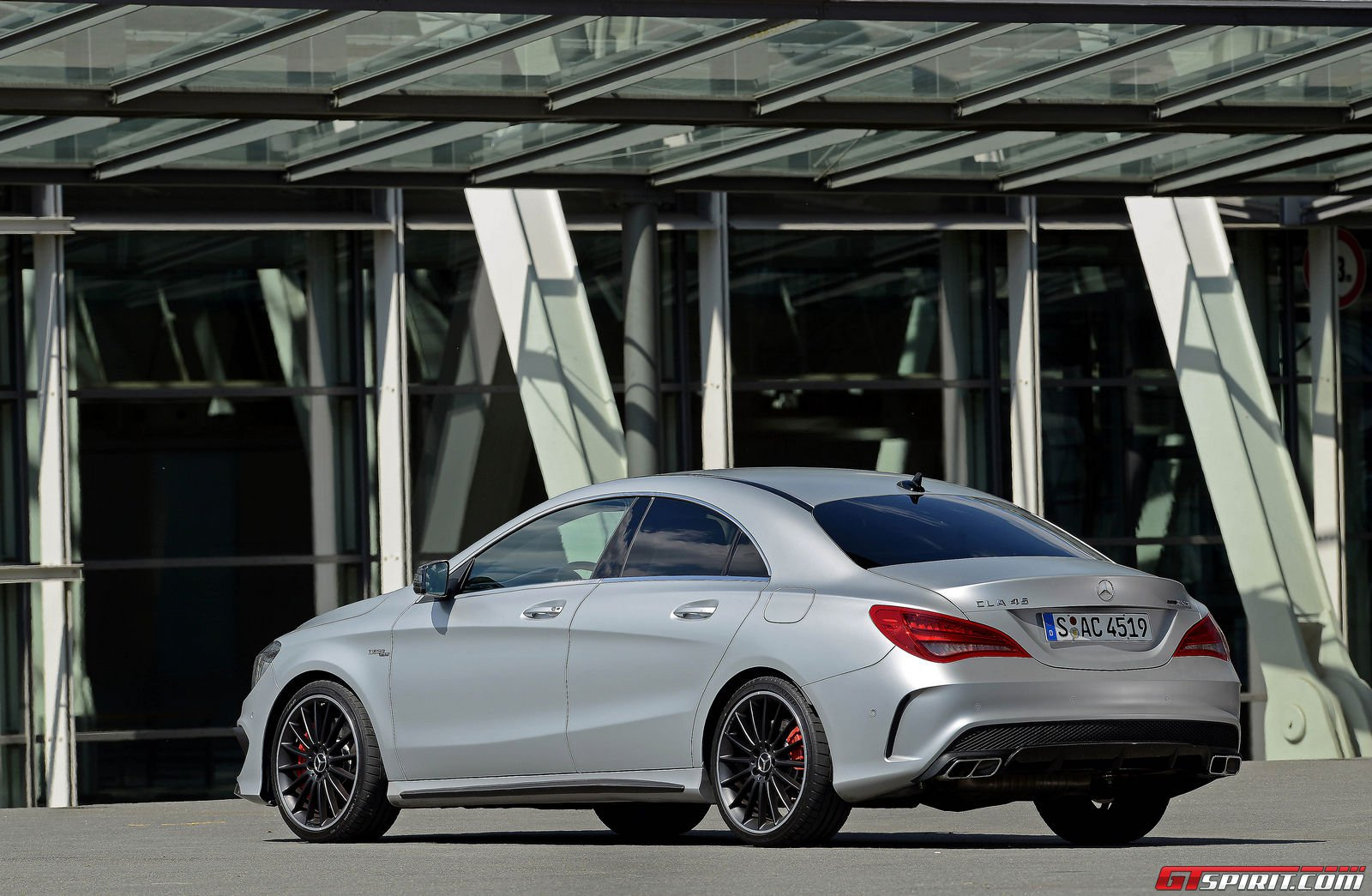 How much is the cla 45 amg autos weblog for How much is mercedes benz
