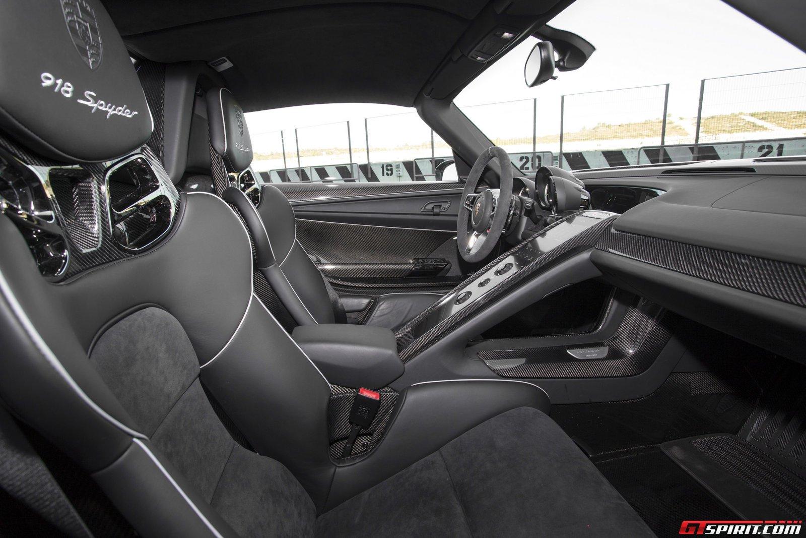 gtspirit 2014 porsche 918 spyder salzburg racing 0001. Black Bedroom Furniture Sets. Home Design Ideas