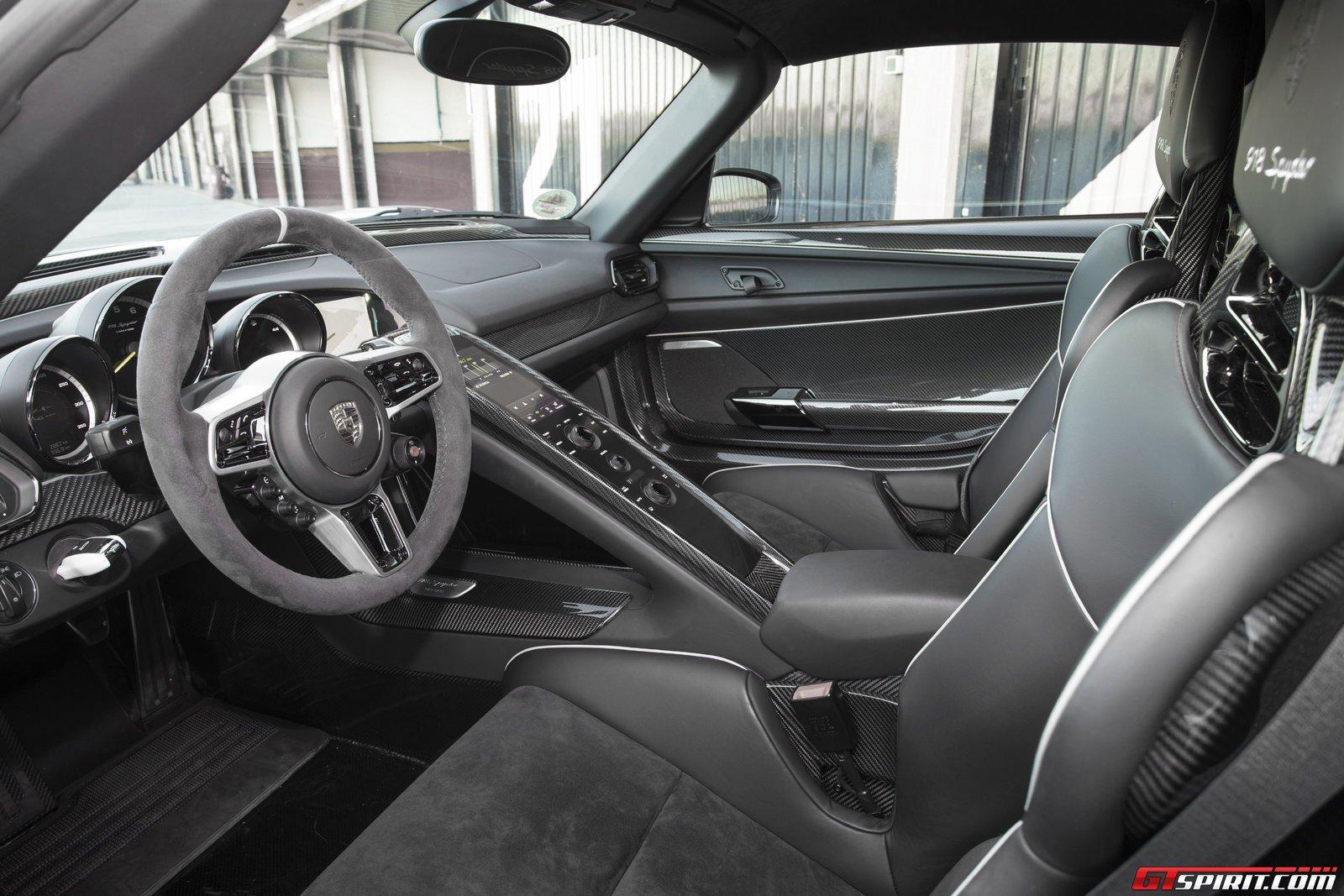 gtspirit 2014 porsche 918 spyder salzburg racing 0002. Black Bedroom Furniture Sets. Home Design Ideas