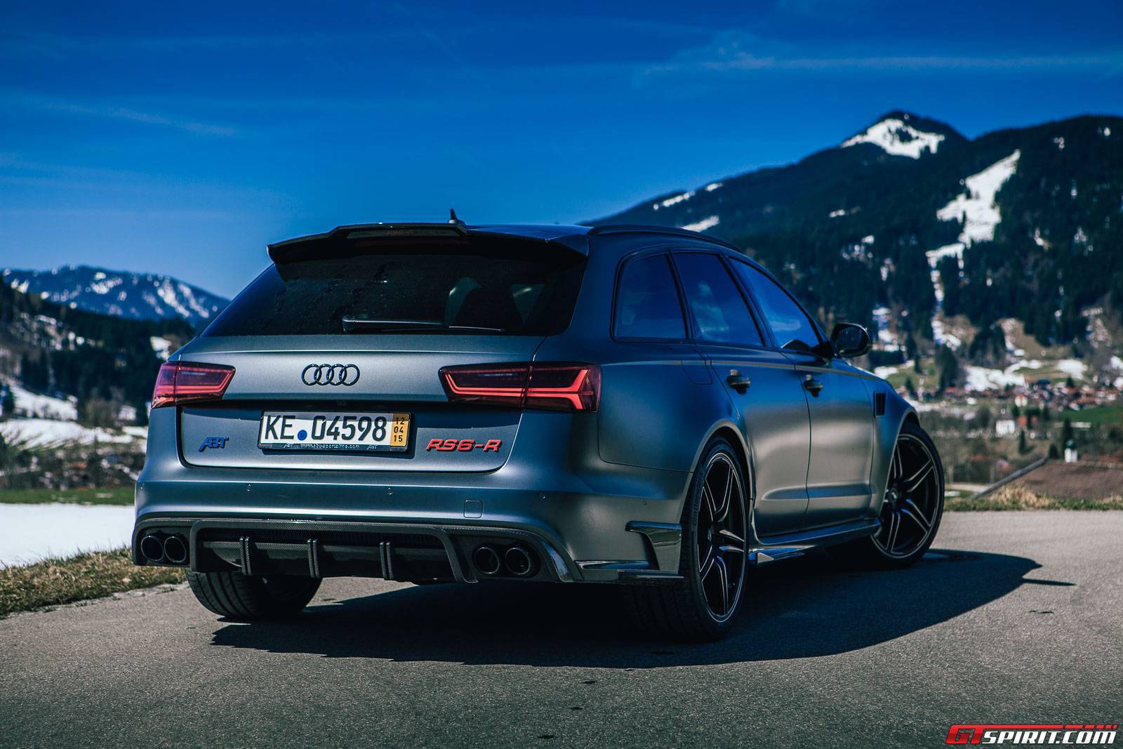 2015 ABT Audi RS6R Part 1  20 photos  GTspirit