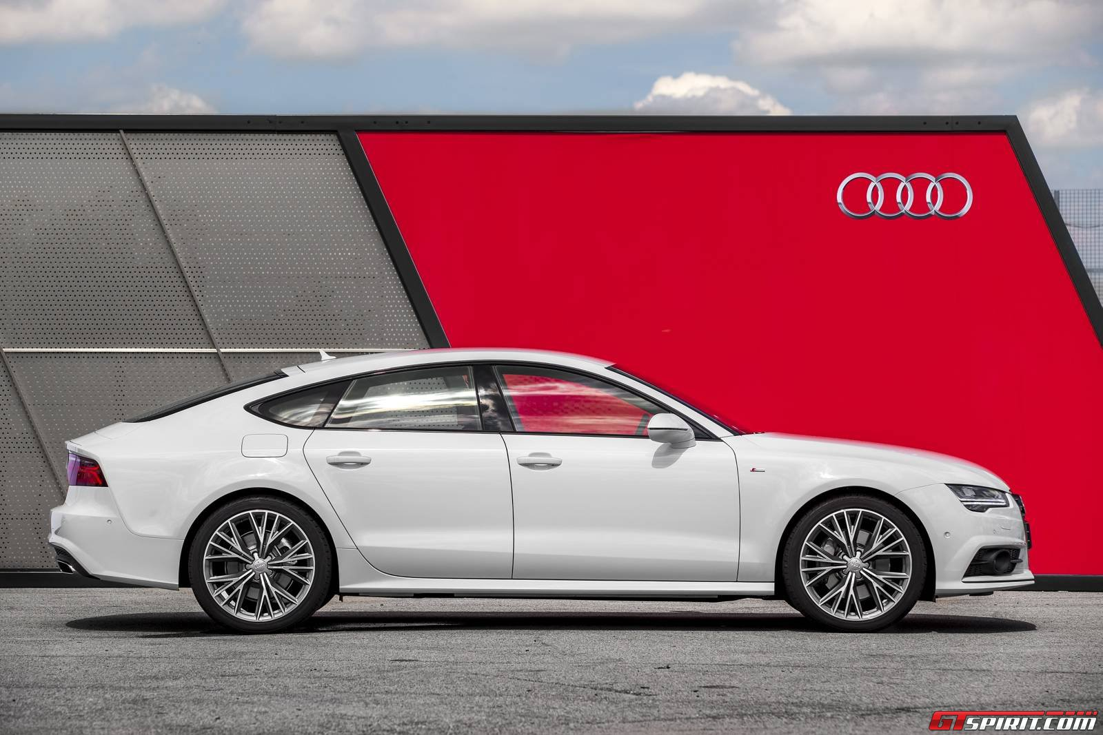 2015 audi a7 sportback facelift review gtspirit. Black Bedroom Furniture Sets. Home Design Ideas