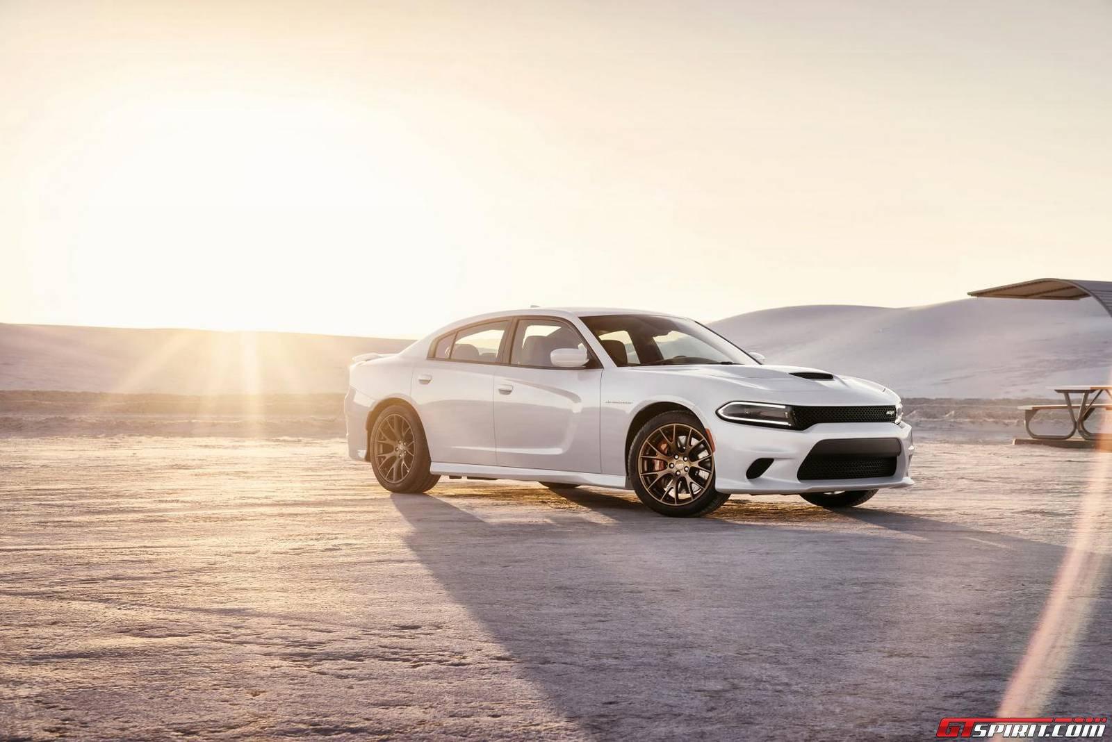 Dodge Charger Srt Hellcat Convertible Imagined Gtspirit