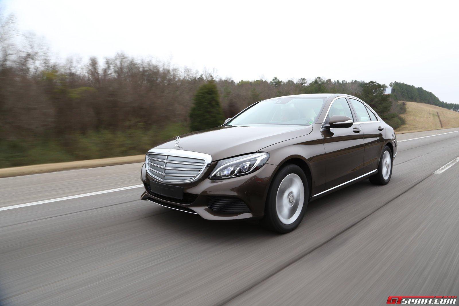 2015 Mercedes-Benz C220 Bluetec Live Images