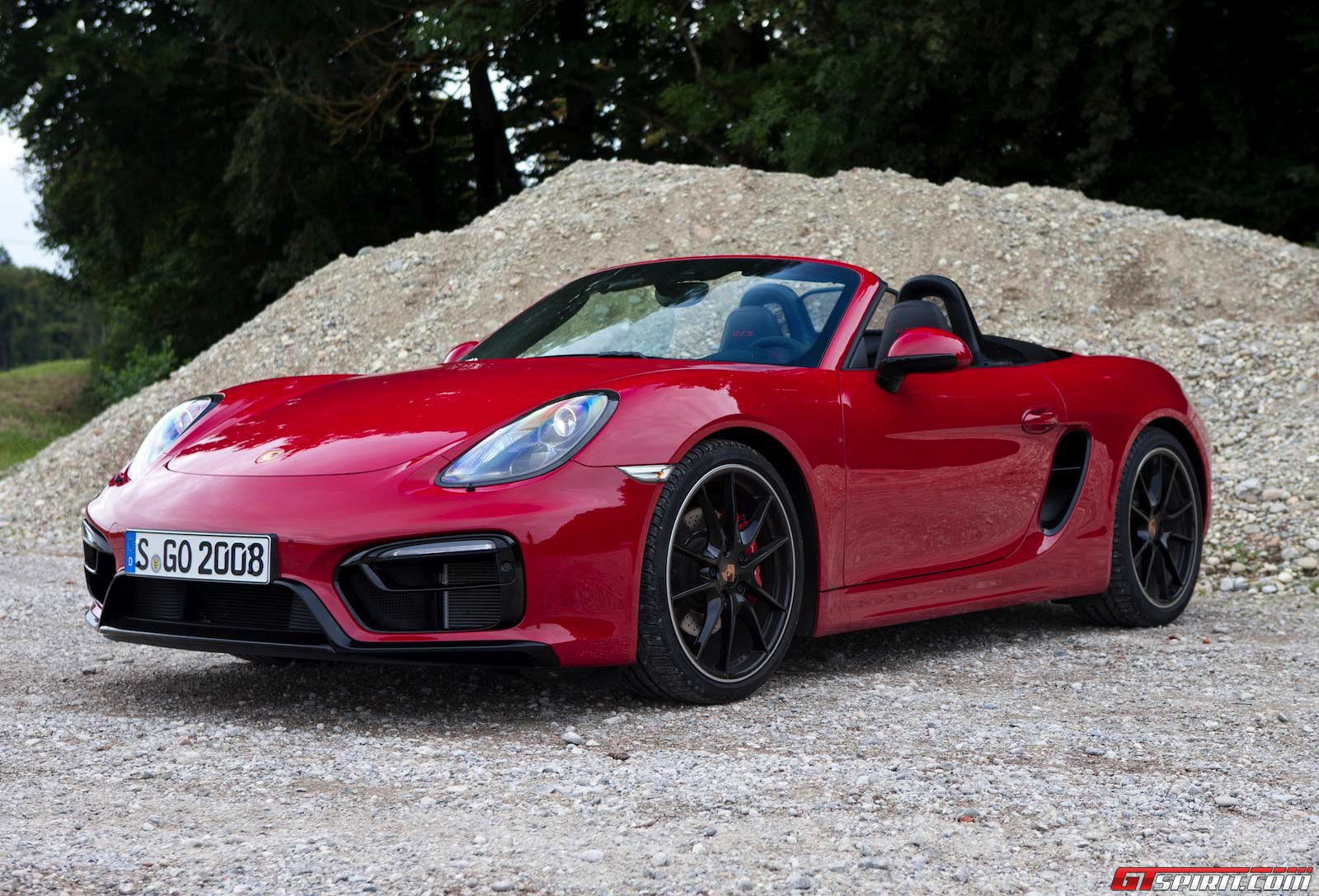 2015 Porsche Boxster Sport 2015 Free Engine Image For