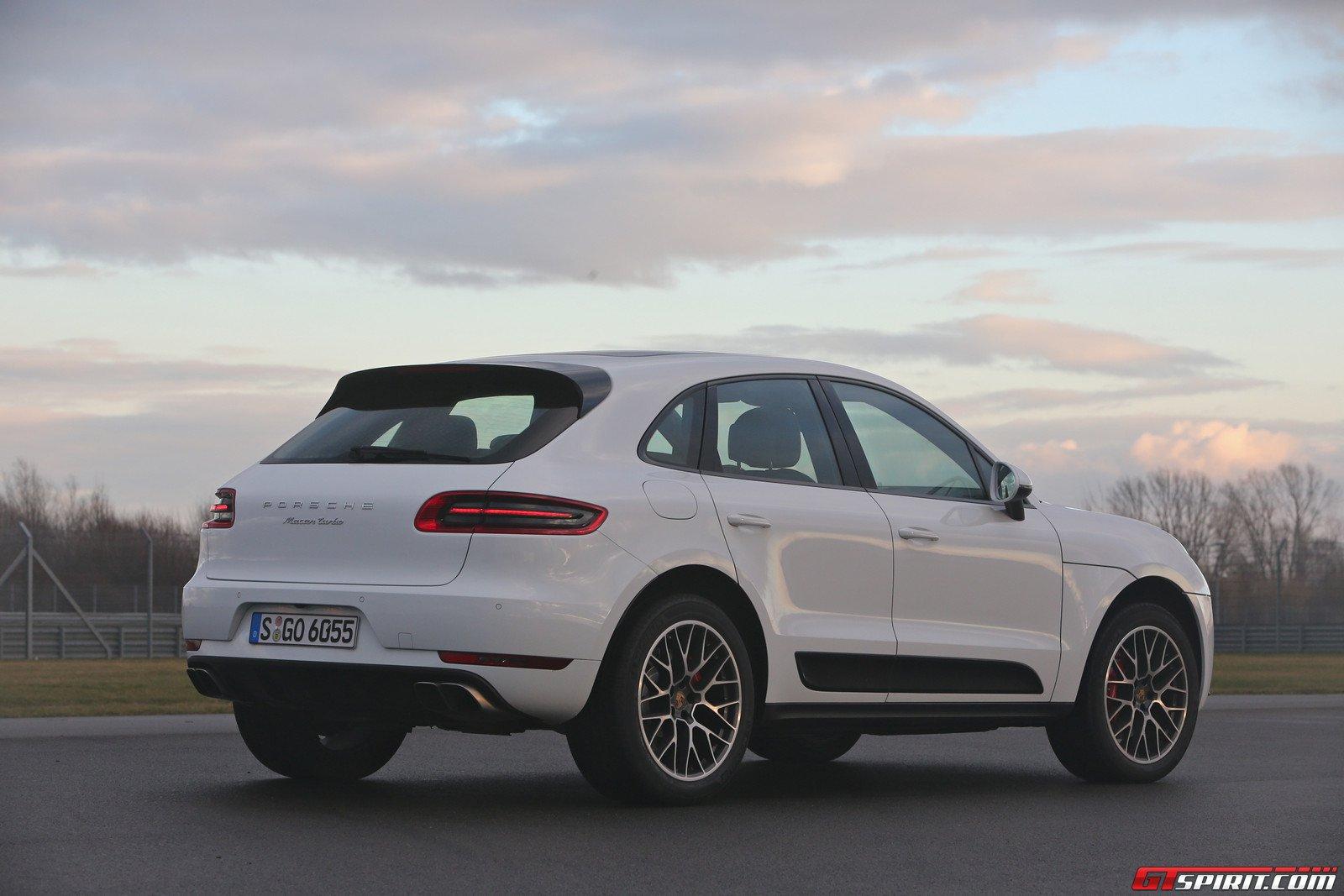 2015 Porsche Macan S Vs S Diesel Vs Macan Turbo Review ...