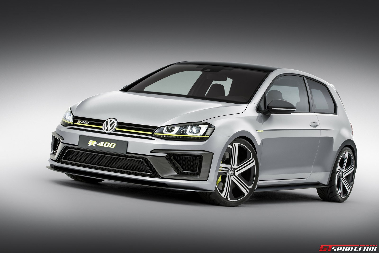 Фото | Volkswagen Golf R 400. Концепт 2014 года
