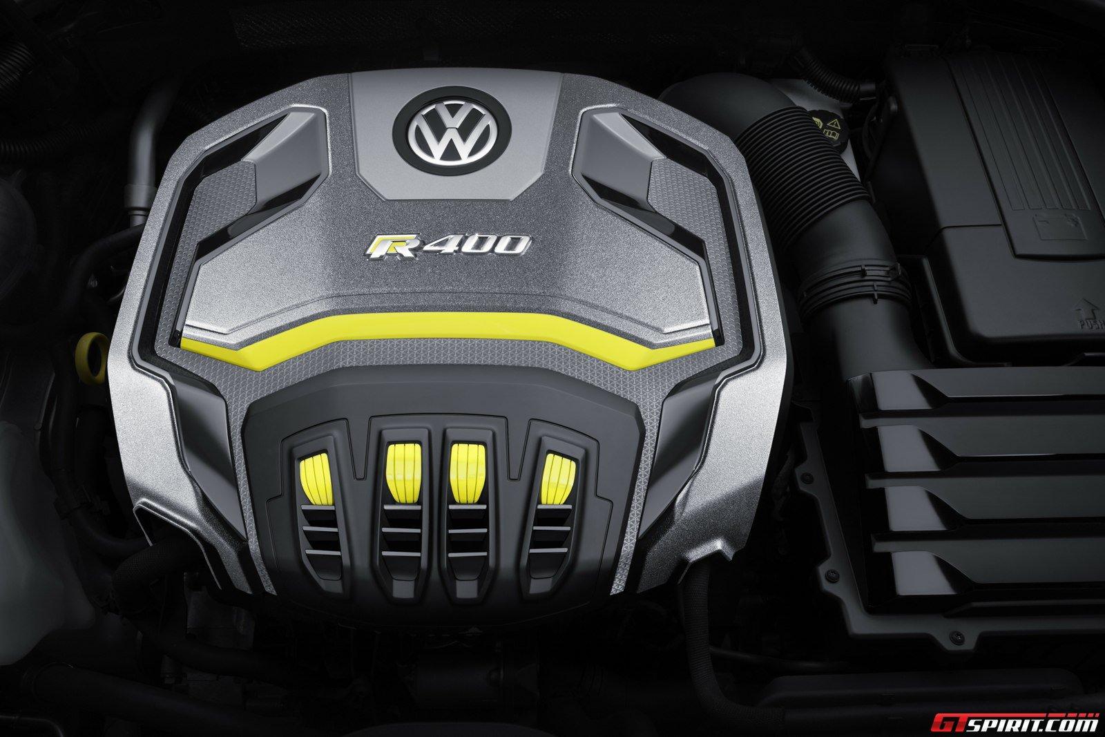 Турбированный двигатель TSI мощностью 400 л.с.