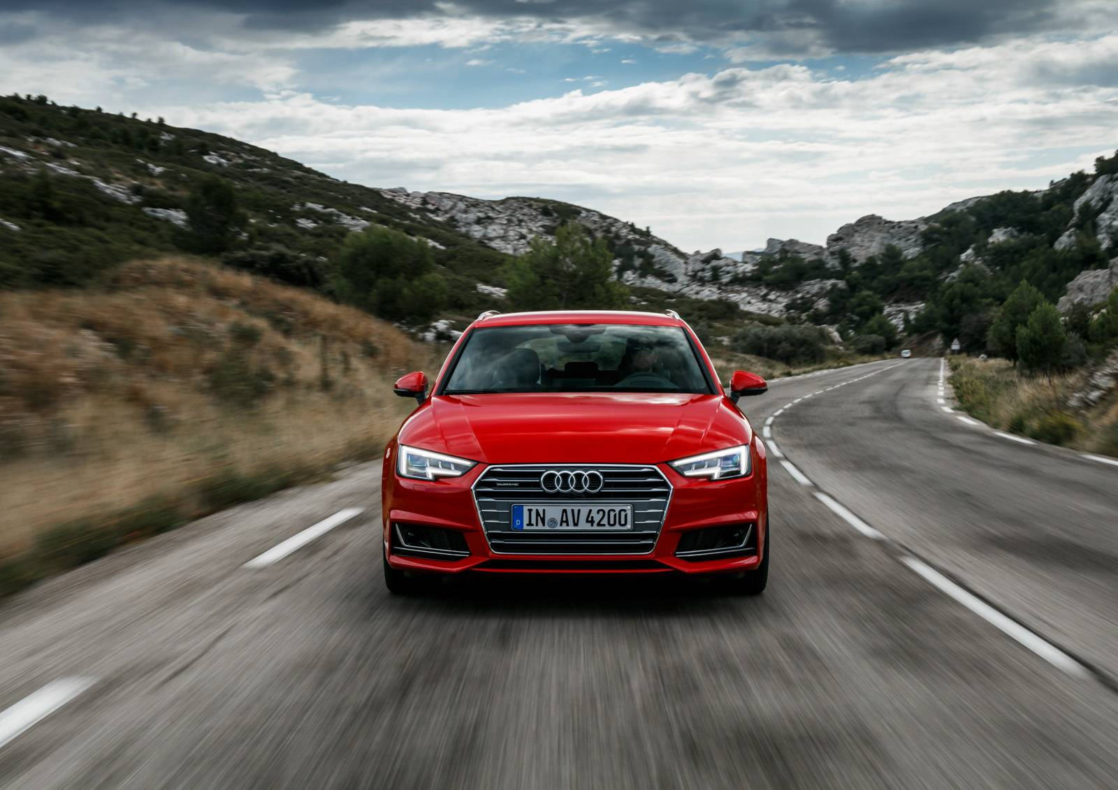 2016 Audi A4 Avant Review 30 Photos Gtspirit