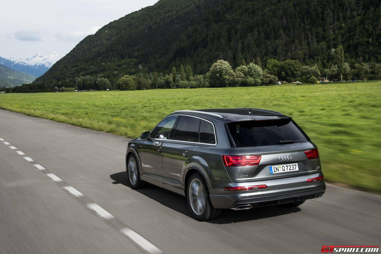 Audi Daytona Gray Review 2017 2018 Best Cars Reviews