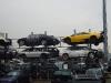 Third Lamborghini LP 670-4 SV Crash