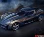 50th Anniversary Chevrolet Corvette Stingray