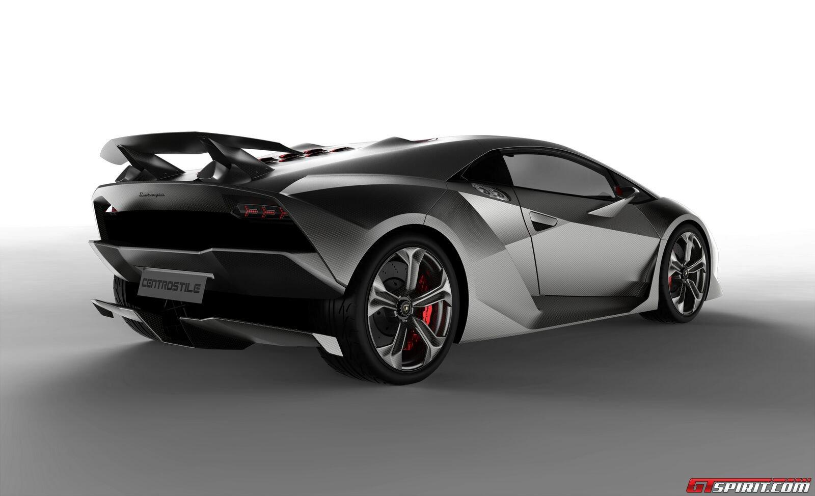 50th Anniversary Model for Lamborghini Photo 13