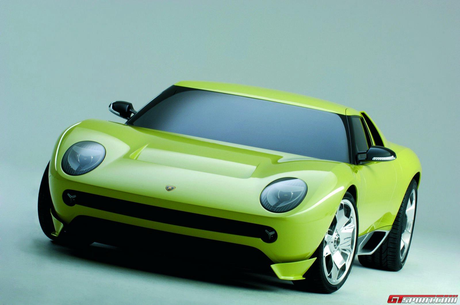 50th Anniversary Model for Lamborghini Photo 6