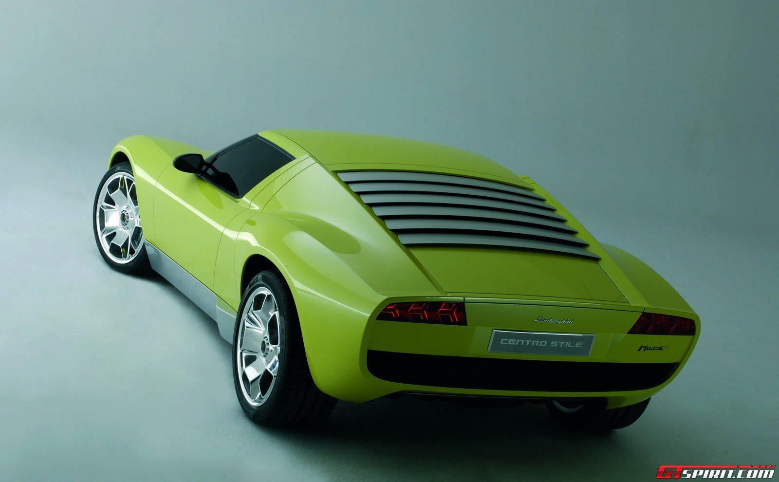 50th Anniversary Model for Lamborghini Photo 7