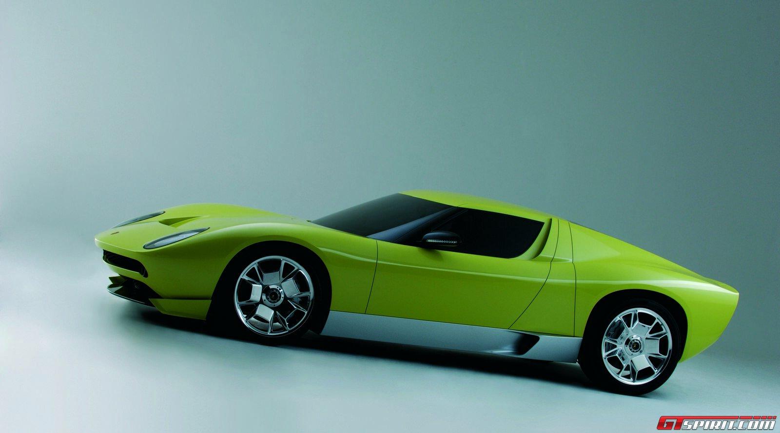 50th Anniversary Model for Lamborghini Photo 8