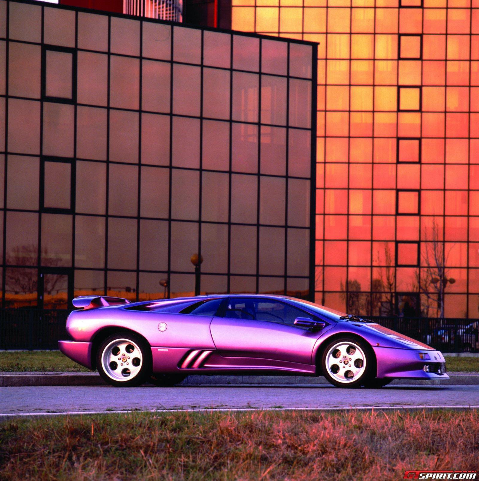 50th Anniversary Model for Lamborghini Photo 3