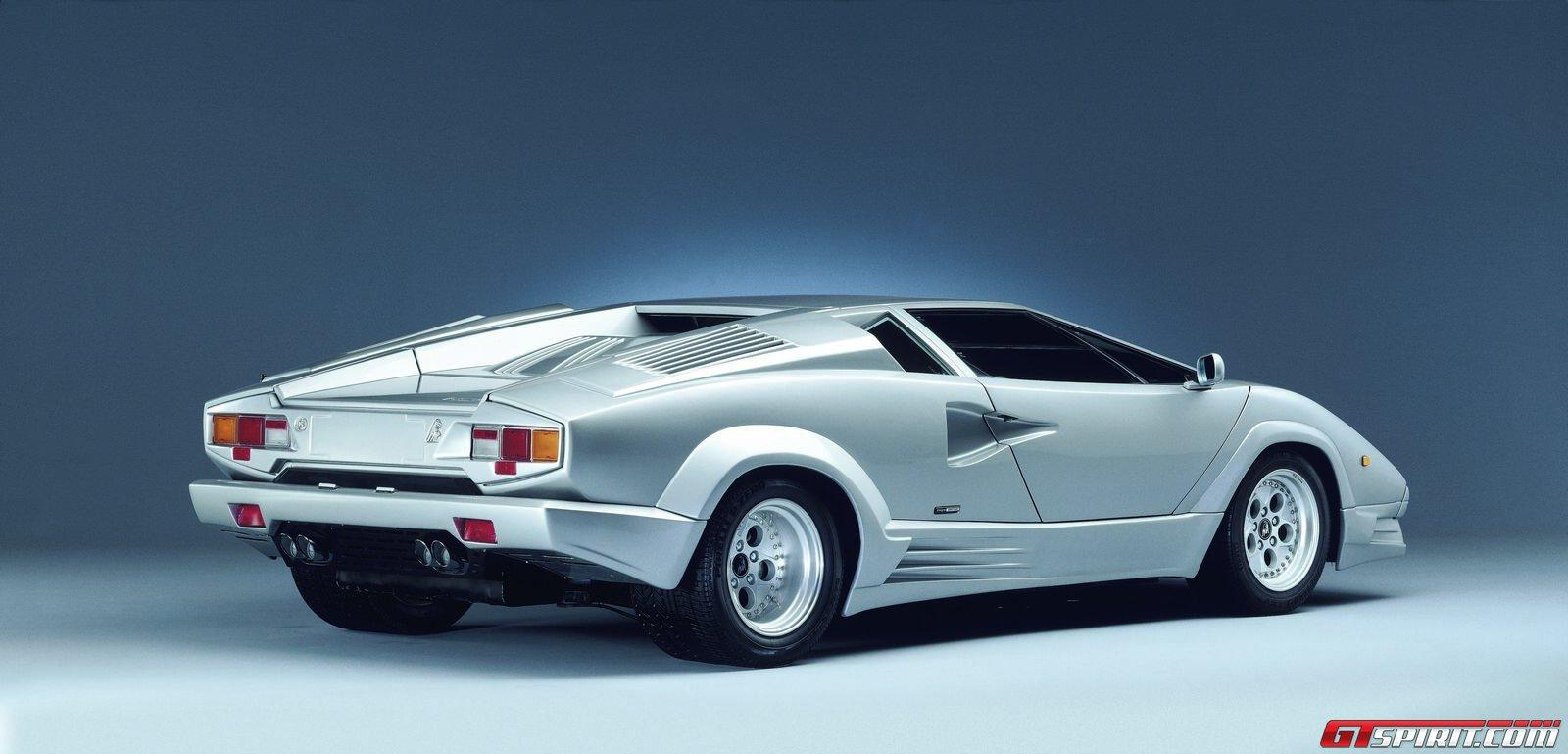 50th Anniversary Model for Lamborghini Photo 1