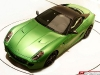 Ferrari 599 GTB Hybrid leaked photos