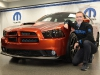 650hp Dodge Charger with V10 SRT Viper Engine for SEMA 2012