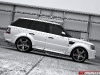 A Khan Design Range Rover RS300 Cosworth Edition