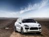 ADV.1 Wheels Porsche Cayenne Desert Photoshoot