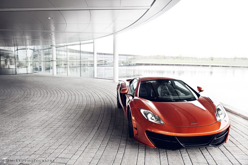 All Five McLaren MP4-12C High Sport Editions in One Photo Shoot 005