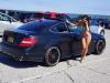 Car Model and Mode Carbon Mercedes-Benz C63 AMG