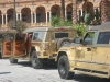 Armored Dartz Prombron Wagon Starring in the 2012 Film The Dictator