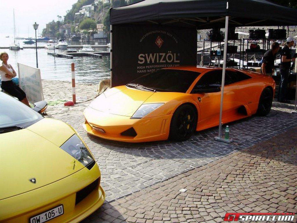 Ascona Supercar Weekend 2011