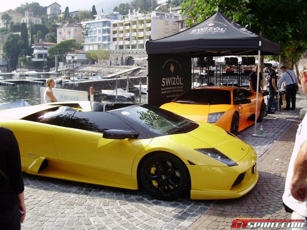 Ascona Supercar Weekend 2011
