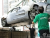 Aston Martin One-77 Wrecked in Hong Kong