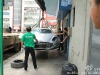 Aston Martin One-77 Wrecked in Hong Kong